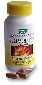Cayenne-Kapseln