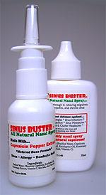 Sinus Buster Chili-Nasenspray