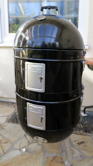 Napoleon Apollo Water Smoker