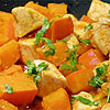 K�rbis-Chicken-Curry