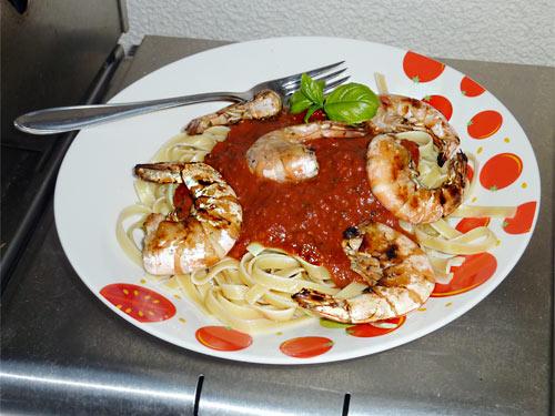 Tomapotle... Tomaten aus dem Smoker... die perfekte Pastasoße