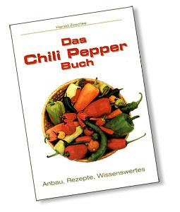 "Das Chili Pepper Buch ""1.0"""
