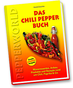 "Das Chili Pepper Buch ""2.0"""