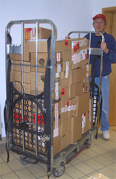 Peppeige Pakete