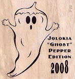 "Dave's ""Ghost Pepper"" Jolokia Private Reserve Hot Sauce 2008"