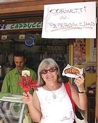 Cornetti al Peperoncino