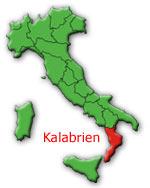 Kalabrien - die Stiefelspitze Italiens