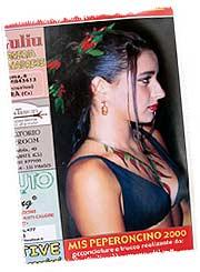 Miss Peperoncino 2000