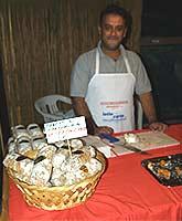Peperoncino-Marzipanbrot