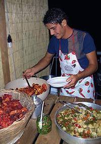 Knusprig frittierte Peperoni