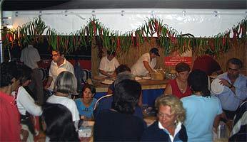 Gnocchi-Produktion bei Sabbia d' Oro