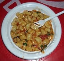 Pikante Gnocchi