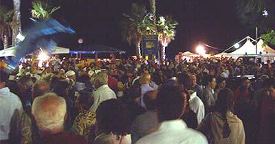 Festival-Besucher