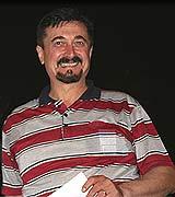 Mauro Ciocca - 2005er Italienischer Meister im Chilischoten-Wettessen