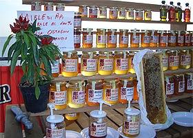 Honig und Öl