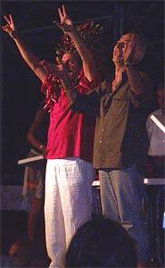 Gianni mit diesjährigem Sieger Aurelio Schiabo