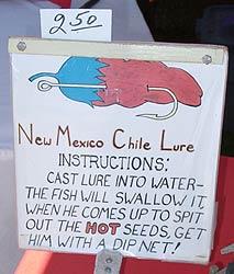 Chili-Fischköder