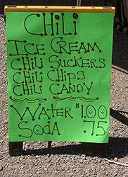 Chili-Spezialitäten