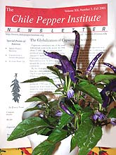 New Chile Cultivar