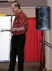 Show Producer Dave DeWitt