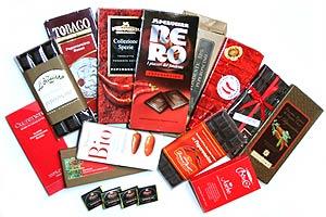 Pinkante Vielfalt: Peperoncino-Schokolade