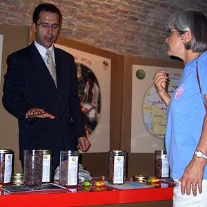 Kakao-Repräsentant aus Brasilien