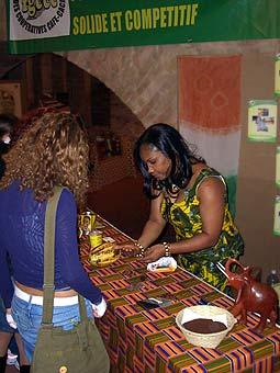 Kakao-Botschafter von der Elfenbeinküste