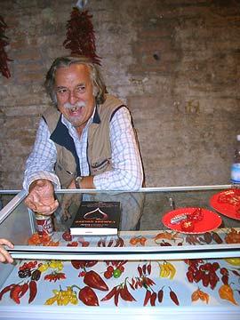 Peperoncino-Professor Massimo Biagi