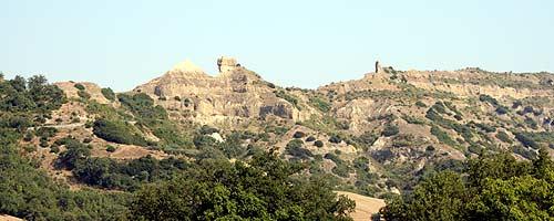 Berge in der Basilikata