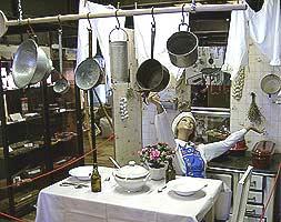 Nachkriegs-(Suppen)Küche