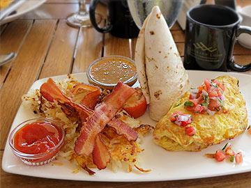 Western Omelett