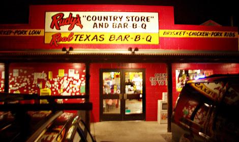 Rudy's Bar-B-Q in Albuquerque