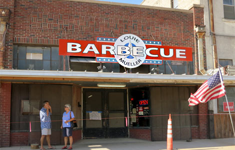 Louie Mueller's Barbecue