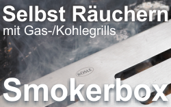 Edle R�sle Smokerbox im Pepperworld Hot Shop...