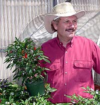 Dr. Paul Bosland Photo (c)Harald Zoschke